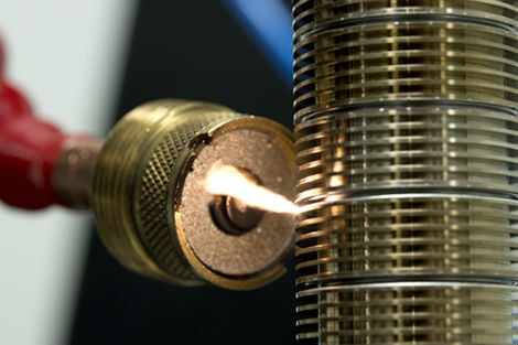 Material selection for laser and EB welding